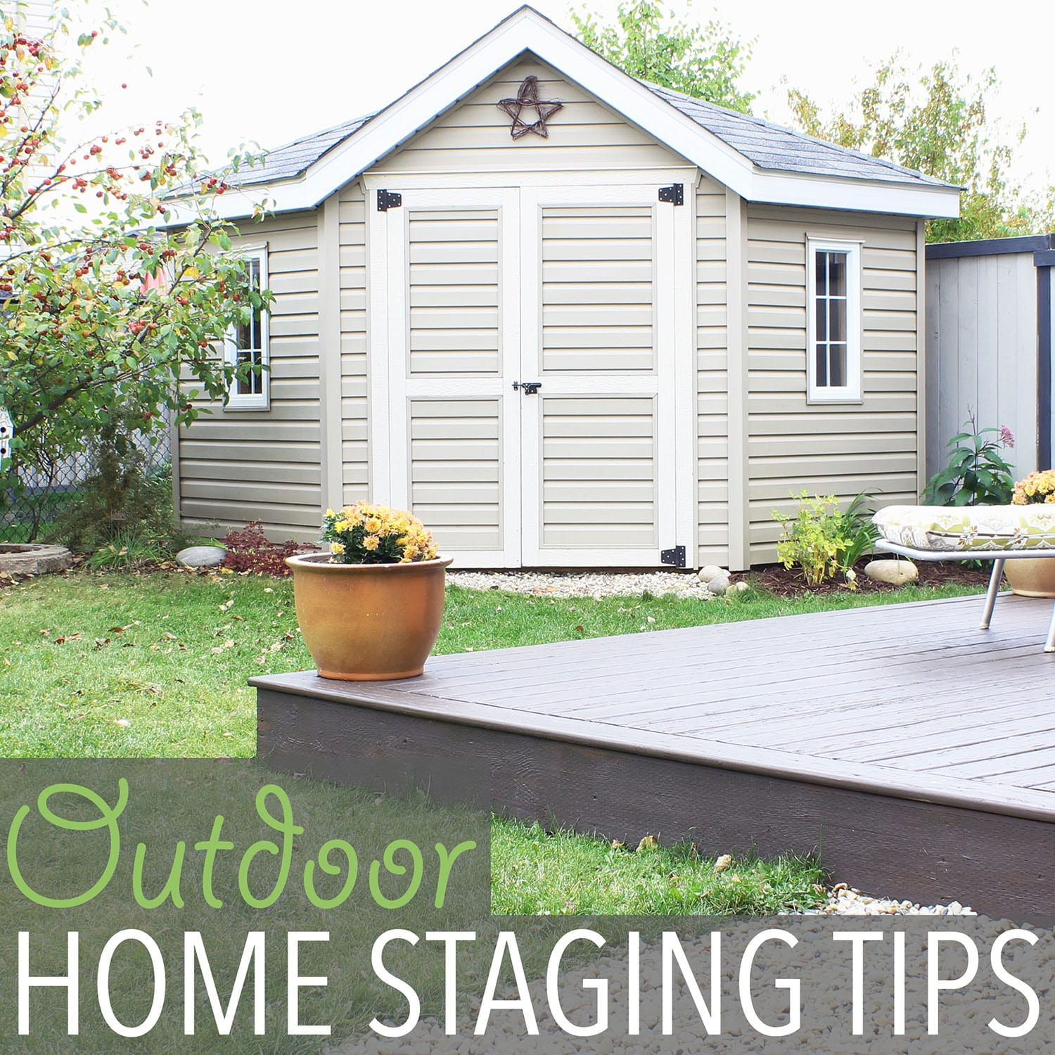 Home Staging Tips Outdoor Home Staging Tips By Of Houses