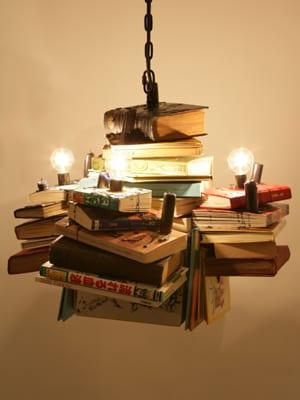 bookchandelier-Mitsubai