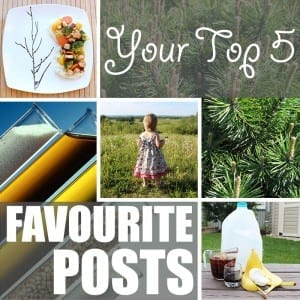 Your Top 5 Favourite Posts