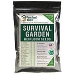Every eco-friendly garden needs non-GMO vegetable seeds.