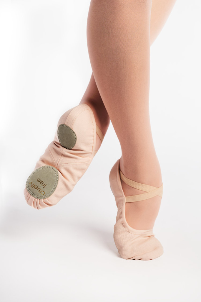 Wondering where to find vegan ballet slippers? Cynthia King makes two different styles - and their both as cruelty-free as can be!