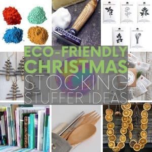 Eco-Friendly Christmas Stocking Stuffer Ideas