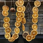 Who said stocking stuffer gifts can't be environmentally friendly? Hop aboard the green Christmas train with a thoughtful and eco-friendly gift - like an orange slice garland.