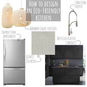 From cabinets, to countertops, to appliances, to lighting - an eco-friendly kitchen is green, energy efficient - and stylish!