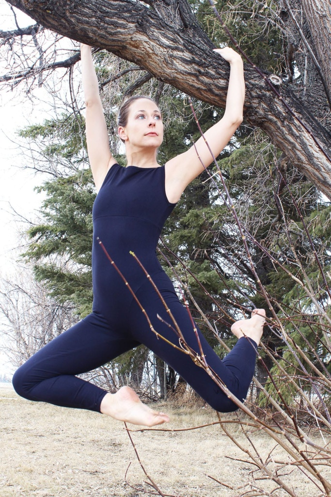 Searching out sweat-worthy sustainable threads? Look no further! Here are three tips to help you find eco-friendly activewear that feels good and does good. Like this organic cotton unitard from SteelCore Planet.