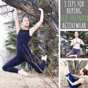 Searching out sweat-worthy sustainable threads? Look no further! Here are three tips to help you find eco-friendly activewear that feels good and does good.