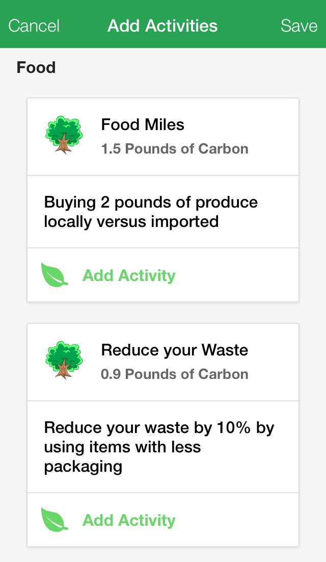 Being green isn't about being perfect. It's about trying to do a little bit better every day. Want to get started right now? Download an app like MyEarth and track your consumption, earning points and levelling up your eco-conscious game!