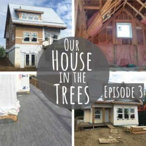 Sustainable Building Materials | Our House in the Trees | Episode 3