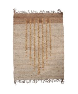 Love the look of bohemian bedroom decor, but need a little guidance pulling it all together? Check out this boho bedroom shopping guide - featuring eco-conscious items like this handwoven jute rug from ethical marketplace Made Trade.
