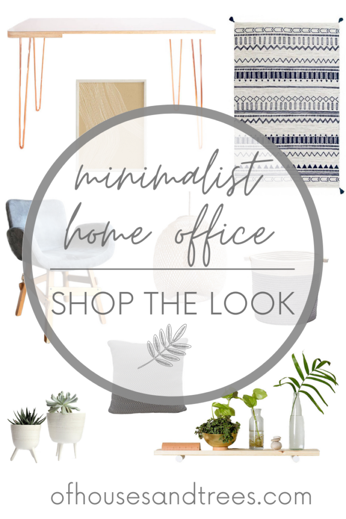 Creating a space that helps you feel peaceful and productive is the key to work-at-home success. And these home office decor items will do just that!