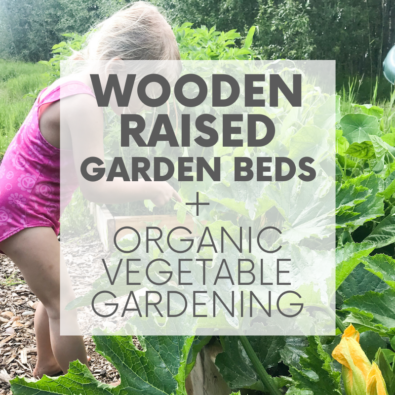 If you're also looking for inexpensive garden beds ideas - building wooden raised garden beds from old materials is about as budget-friendly as you can get.
