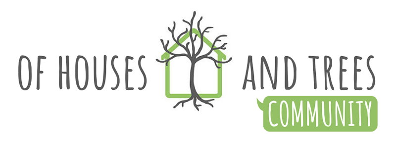The Of Houses and Trees community is an online green living group for both new and long-time treehuggers. Because it's nice to have friends by your side!
