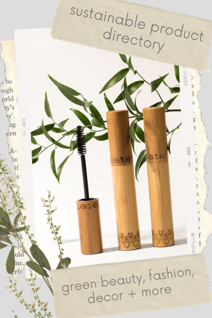 Sustainable beauty products allow us to say no to chemicals, animal testing and excess packaging with products ranging from shampoo and sunscreen.